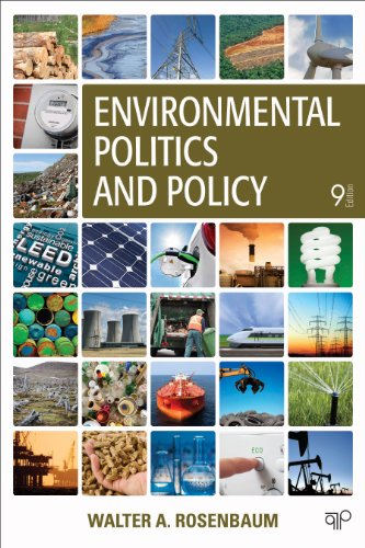 Environmental Politics and Policy  9th 2014 (Revised) 9781452239965 Front Cover