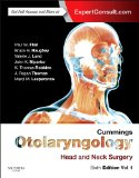 Cummings Otolaryngology Head and Neck Surgery, 3-Volume Set 6th 2015 edition cover