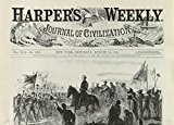 Harper's Weekly August 13 1864  N/A 9781557097965 Front Cover