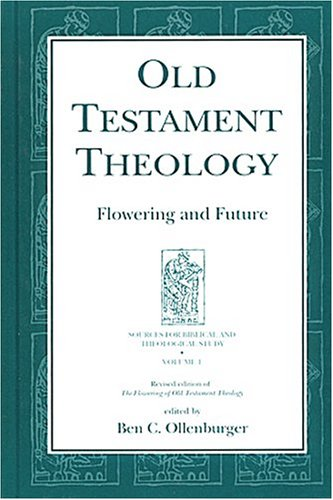 Old Testament Theology : Flowering and Future 2nd 2004 edition cover