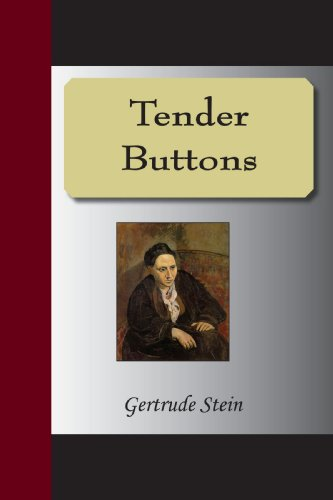 an exploration of human language in tender buttons by gertrude stein