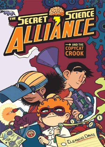 Secret Science Alliance   2010 edition cover