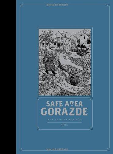 Safe Area Gorazde   2010 (Special) edition cover