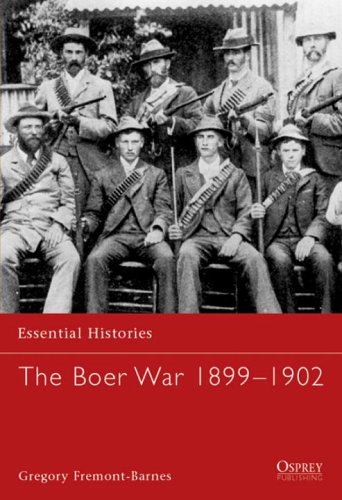 Boer War 1899-1902   2003 edition cover