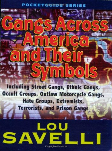 Gangs Across America and Their Symbols   2005 edition cover