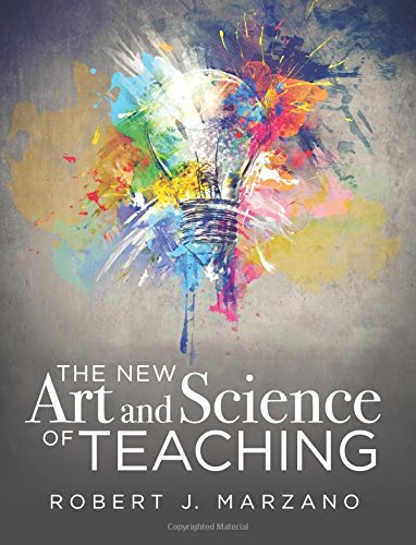 New Art and Science of Teaching   2017 9781943874965 Front Cover