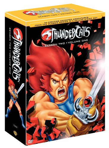 Thundercats - Season Two, Volume One System.Collections.Generic.List`1[System.String] artwork