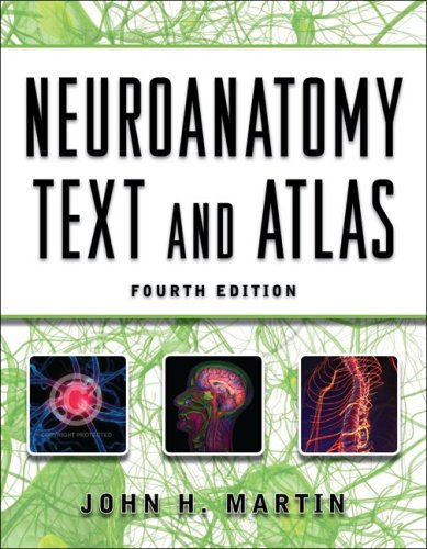 Neuroanatomy Text and Atlas  4th 2012 edition cover