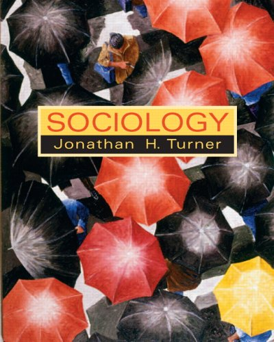 Sociology   2006 edition cover