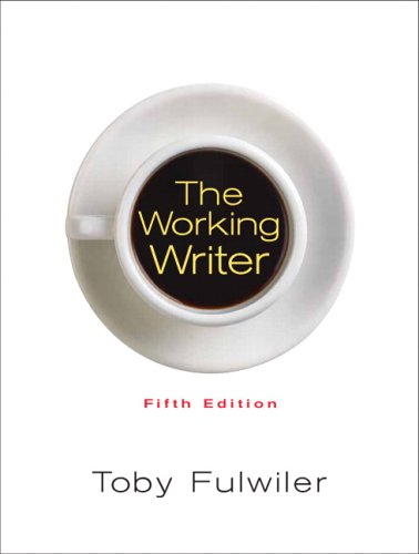 Working Writer  5th 2007 (Revised) edition cover