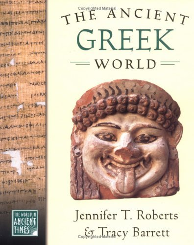 Ancient Greek World   2004 edition cover