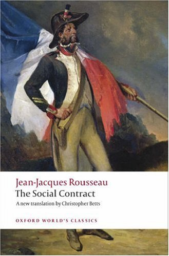 Social Contract   2009 edition cover