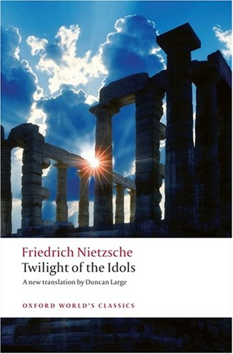 Twilight of the Idols   2008 edition cover