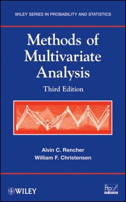 Methods of Multivariate Analysis  3rd 2012 edition cover