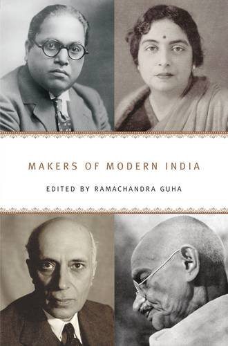 Makers of Modern India   2013 edition cover