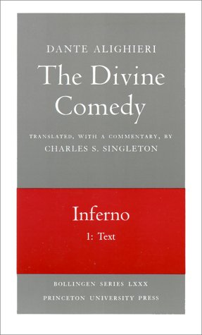 Inferno, Text   1990 edition cover