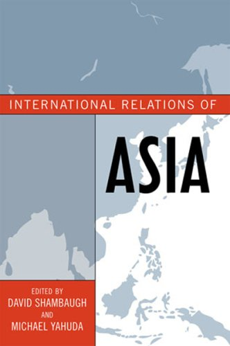 International Relations of Asia   2009 edition cover