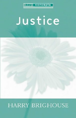 Justice   2005 edition cover
