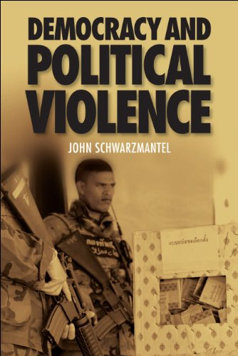 Democracy and Political Violence   2011 9780748637966 Front Cover