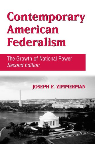 Contemporary American Federalism The Growth of National Power 2nd 2009 edition cover
