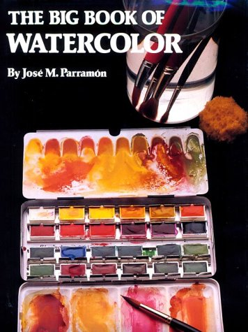 Big Book of Watercolor 1st edition cover