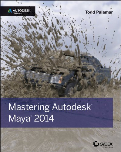 Mastering Autodesk Maya 2014   2013 edition cover