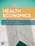 Health Economics   2013 edition cover