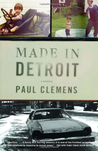 Made in Detroit  N/A edition cover