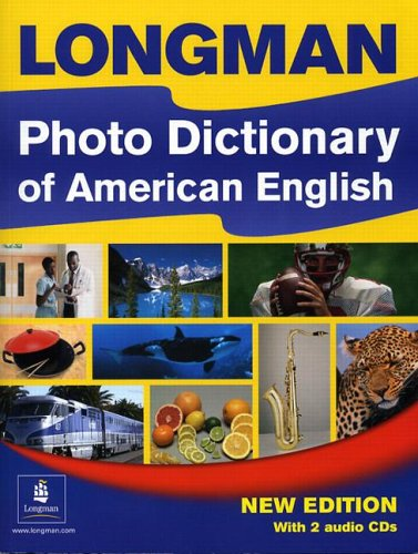 Photo Dictionary of American English   2006 edition cover