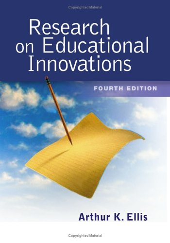 Research on Educational Innovations  4th 2005 (Revised) edition cover