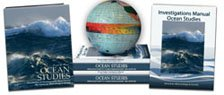 Ocean Studies Student Package 9th Edition  2012 edition cover