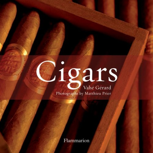 Cigars  2nd 2009 (Revised) 9782080300966 Front Cover