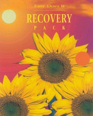Easy Does It Recovery Pack Including the Recovery Book of Meditations, My Recovery Journal and 52 Pick-Me-Up Recovery Cards N/A 9780007177967 Front Cover