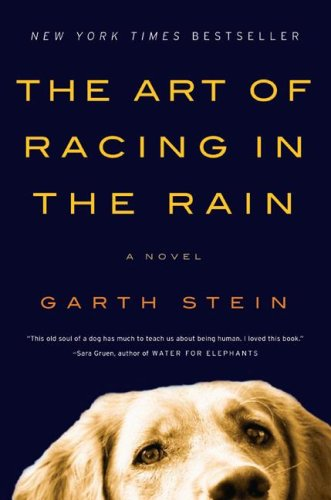 Art of Racing in the Rain  N/A 9780061537967 Front Cover