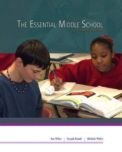 Essential Middle School  4th 2006 (Revised) edition cover