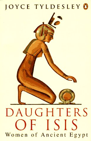 Daughters of Isis Women of Ancient Egypt  1995 edition cover