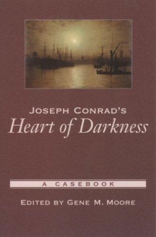 Joseph Conrad's Heart of Darkness A Casebook  2004 9780195159967 Front Cover