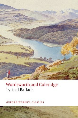 Lyrical Ballads 1798 And 1802  2013 edition cover