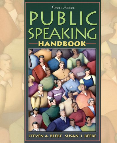 Public Speaking  2nd 2007 (Revised) 9780205502967 Front Cover