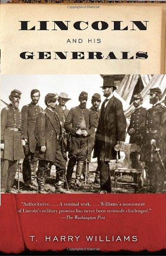 Lincoln and His Generals  N/A edition cover