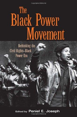 Black Power Movement Rethinking the Civil Rights-Black Power Era  2006 edition cover
