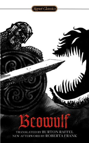 Beowulf   2008 edition cover