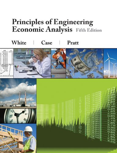 Principles of Engineering Economic Analysis  5th 2010 edition cover