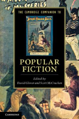 Cambridge Companion to Popular Fiction   2012 edition cover