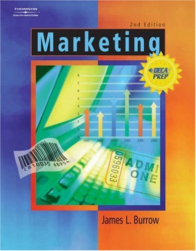 Marketing  2nd 2006 (Revised) 9780538440967 Front Cover