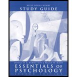 Essentials of Psychology:  2nd 2001 9780618122967 Front Cover