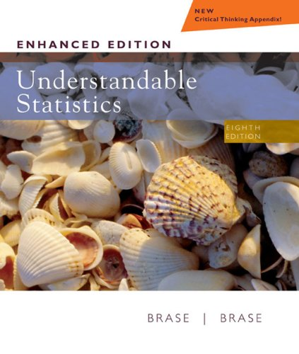 Understandable Statistics:  8th 2007 9780618896967 Front Cover