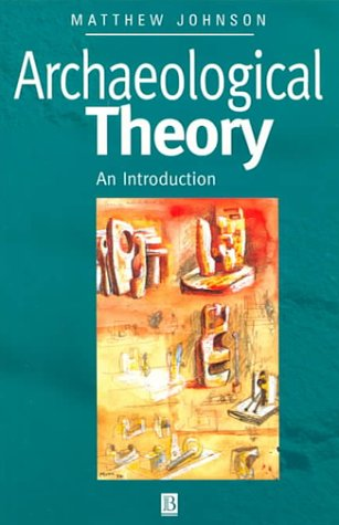Archaeological Theory An Introduction  1999 (Revised) edition cover