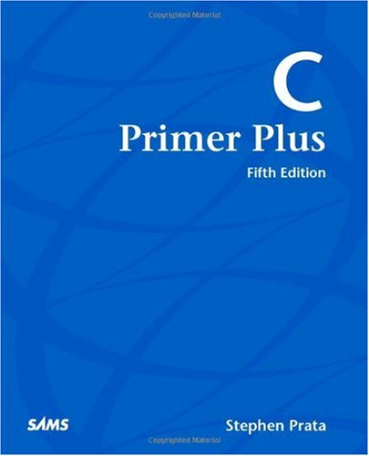 C Primer Plus  5th 2005 (Revised) edition cover