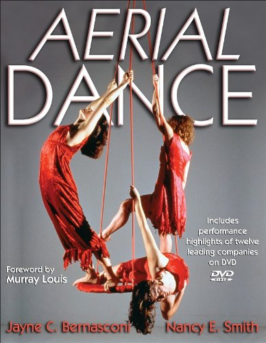 Aerial Dance   2008 edition cover